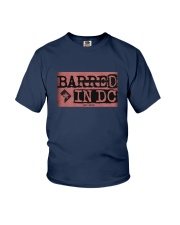 Barred in DC Official Merchandise Youth T-Shirt thumbnail