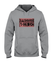 Barred in DC Official Merchandise Hooded Sweatshirt thumbnail
