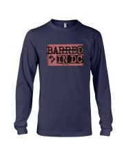 Barred in DC Official Merchandise Long Sleeve Tee thumbnail