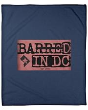 "Barred in DC Official Merchandise Fleece Blanket - 50"" x 60"" thumbnail"