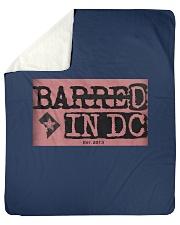 "Barred in DC Official Merchandise Sherpa Fleece Blanket - 50"" x 60"" thumbnail"