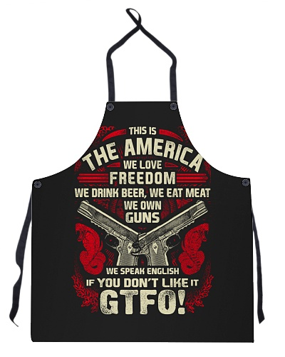 We Love Freedom 2nd Amendment Supporter