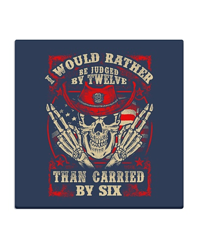 I Would Rather Be Judge 2nd Amendment Supporter