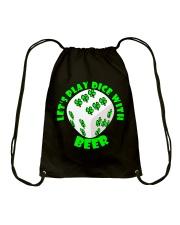 Irish Dice Drawstring Bag thumbnail