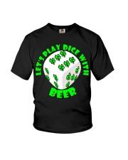 Irish Dice Youth T-Shirt thumbnail