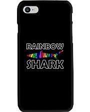 Rainbow Shark Phone Case thumbnail
