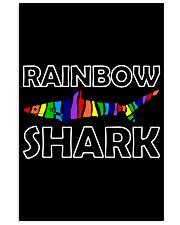 Rainbow Shark 11x17 Poster thumbnail