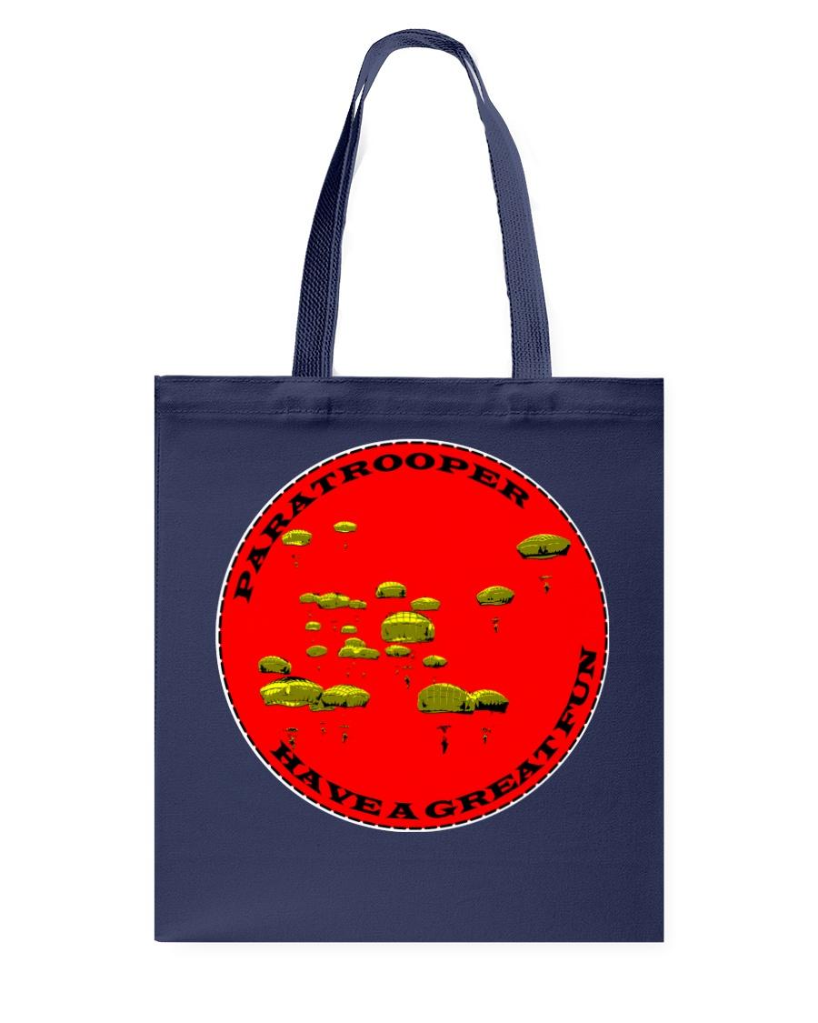 Paratrooper Tote Bag