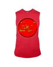 Paratrooper Sleeveless Tee front
