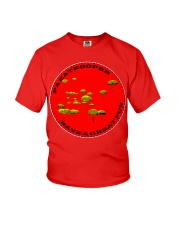 Paratrooper Youth T-Shirt front