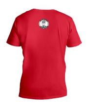 Paratrooper V-Neck T-Shirt back