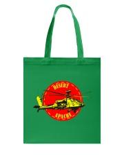 Desert Apache Tote Bag front