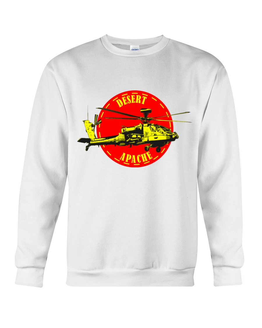 Desert Apache Crewneck Sweatshirt