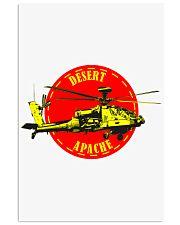 Desert Apache 11x17 Poster thumbnail