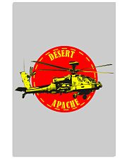 Desert Apache 16x24 Poster front