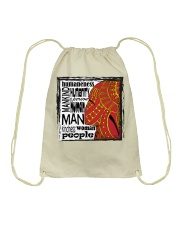 Human Drawstring Bag thumbnail
