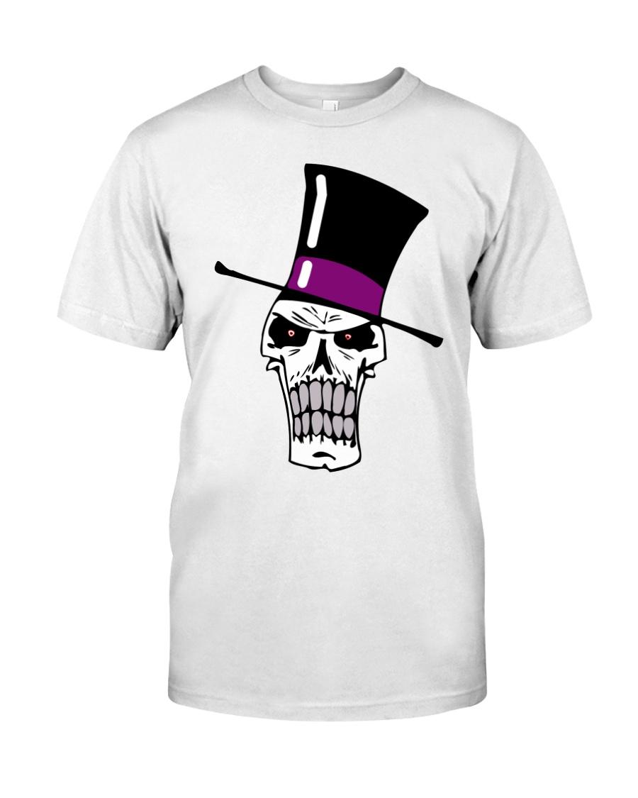 Gentleman Skull Classic T-Shirt