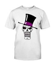 Gentleman Skull Classic T-Shirt front