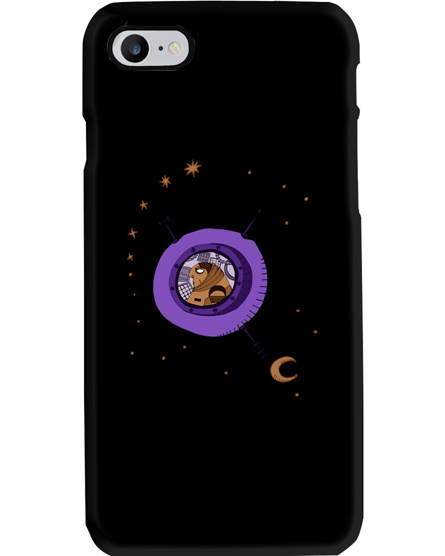 Astronaut travel Phone Case