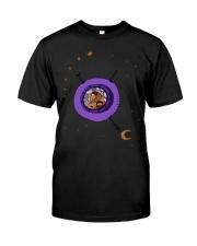 Astronaut travel Premium Fit Mens Tee thumbnail