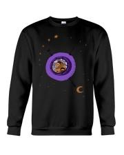 Astronaut travel Crewneck Sweatshirt thumbnail