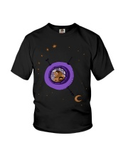 Astronaut travel Youth T-Shirt thumbnail
