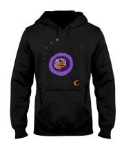 Astronaut travel Hooded Sweatshirt thumbnail
