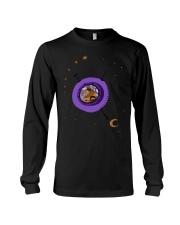 Astronaut travel Long Sleeve Tee thumbnail