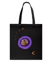 Astronaut travel Tote Bag tile