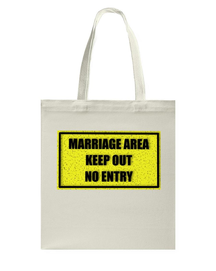 Marriage Area Tote Bag showcase