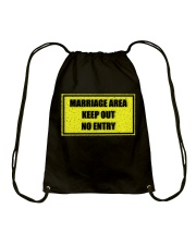 Marriage Area Drawstring Bag thumbnail