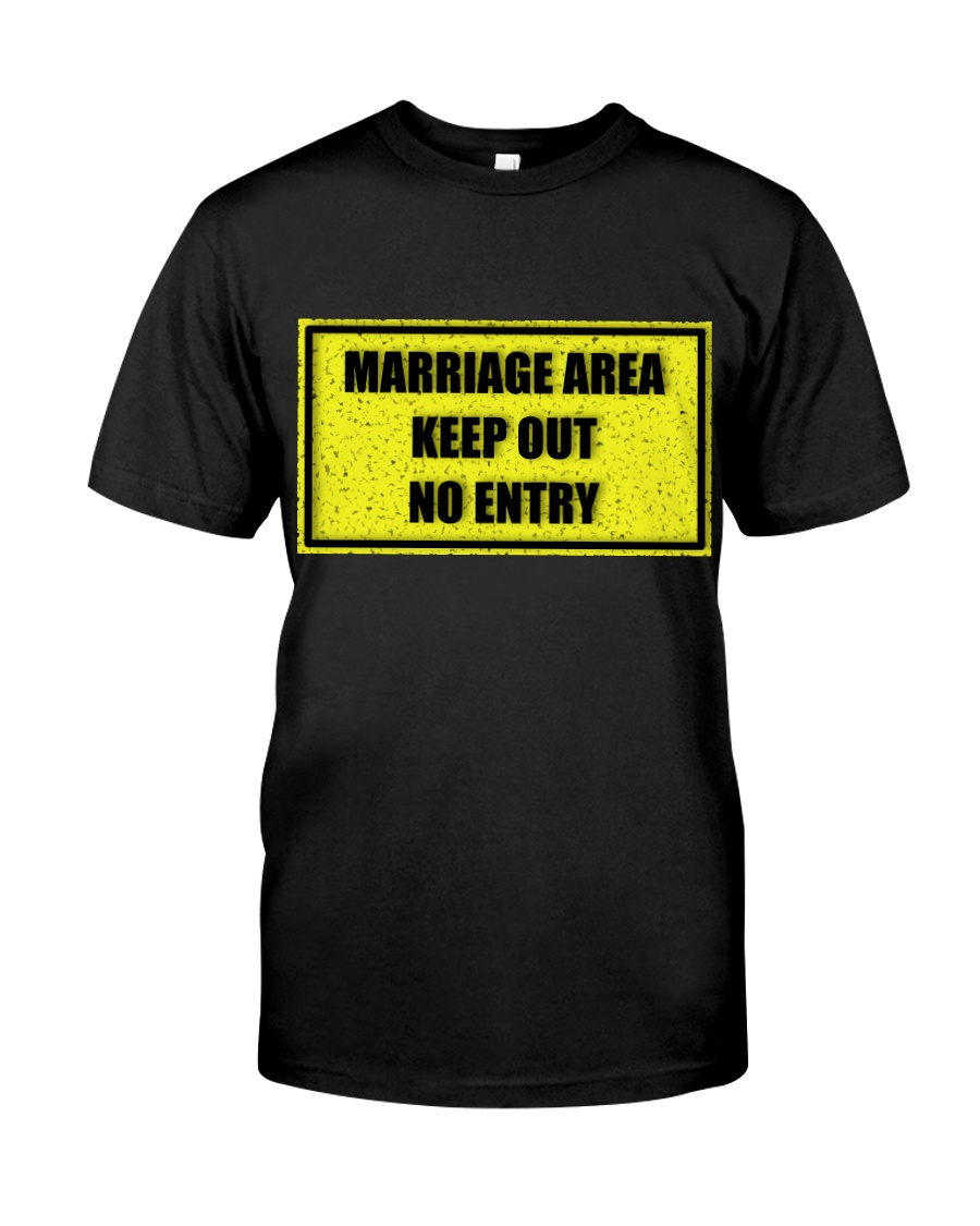 Marriage Area Classic T-Shirt