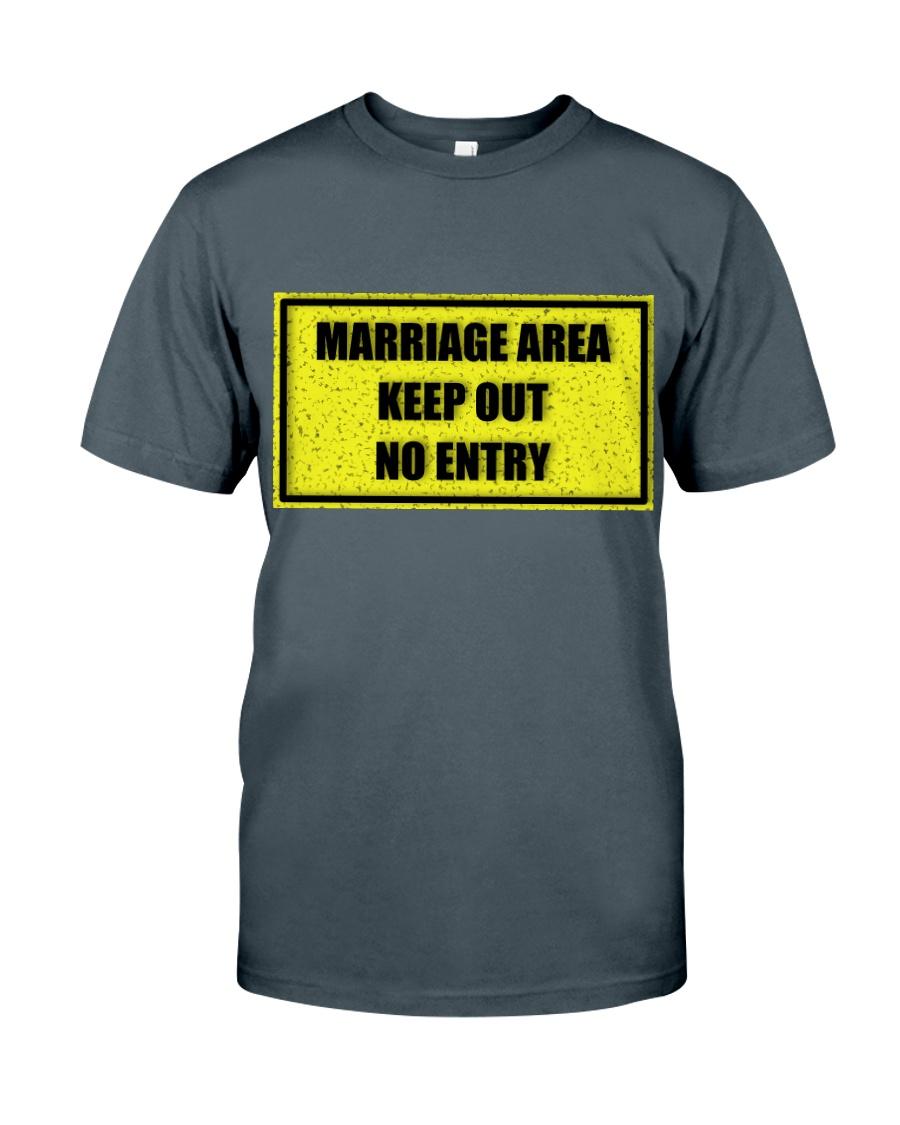 Marriage Area Classic T-Shirt showcase