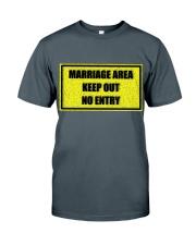 Marriage Area Classic T-Shirt thumbnail