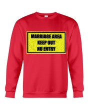 Marriage Area Crewneck Sweatshirt thumbnail