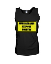 Marriage Area Unisex Tank thumbnail