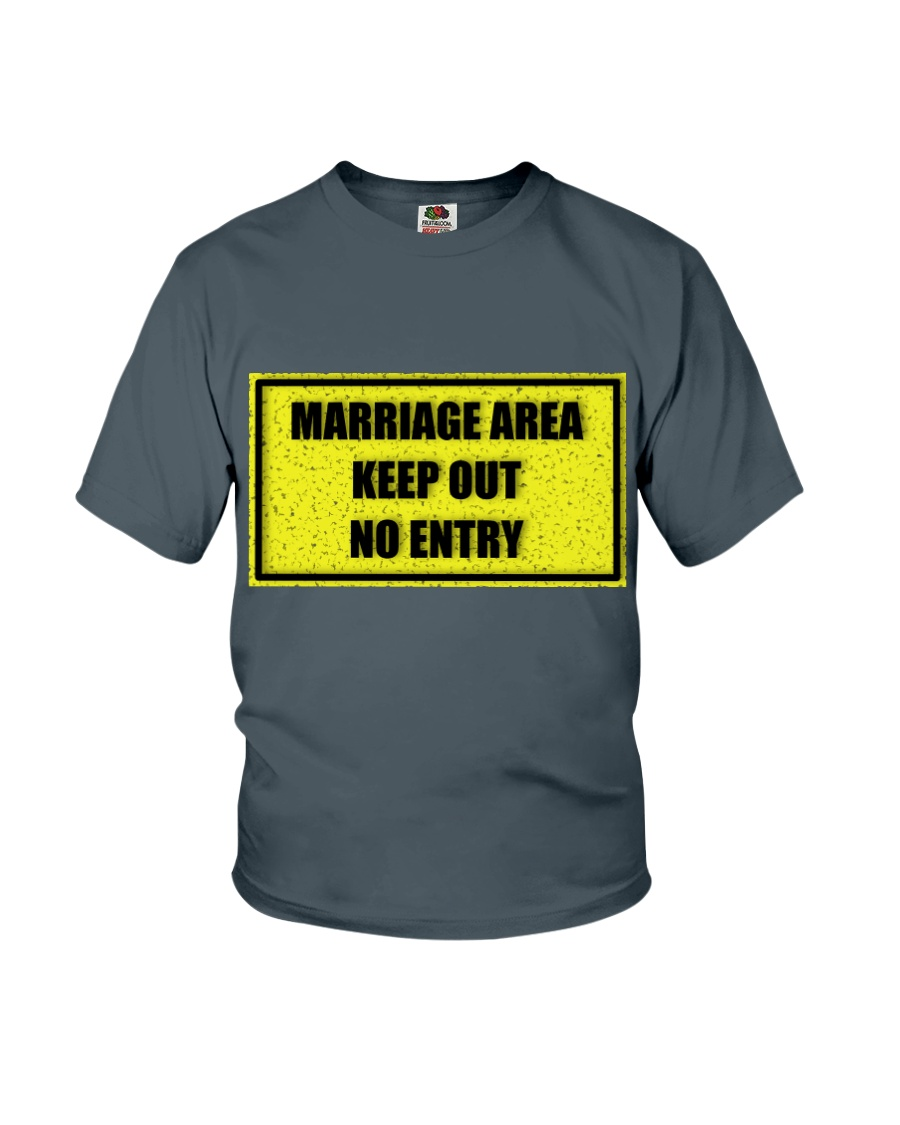 Marriage Area Youth T-Shirt