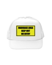 Marriage Area Trucker Hat thumbnail