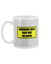 Marriage Area Mug back