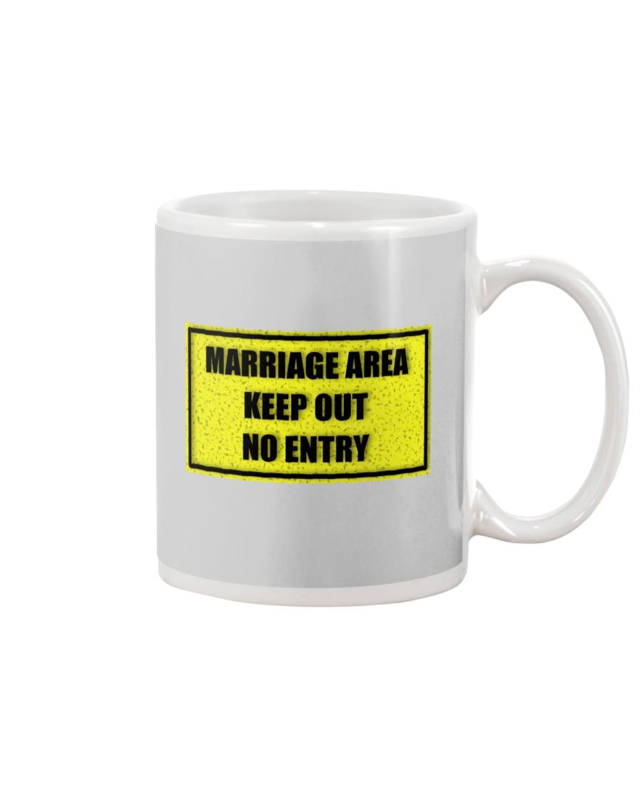 Marriage Area Mug