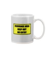 Marriage Area Mug front