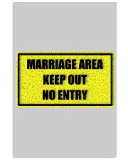 Marriage Area 11x17 Poster front