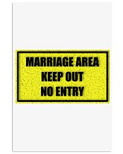 Marriage Area Vertical Poster tile
