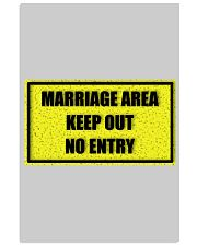 Marriage Area 24x36 Poster front