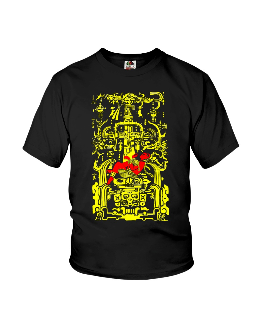 Ancient Astronaut Youth T-Shirt showcase