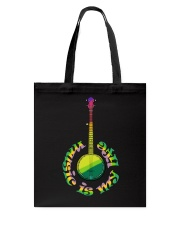 Guitar Music Life Tote Bag thumbnail