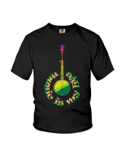 Guitar Music Life Youth T-Shirt thumbnail