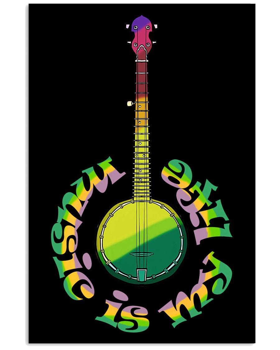 Guitar Music Life 11x17 Poster