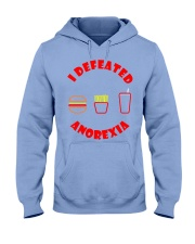 Anorexia Hooded Sweatshirt front