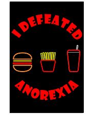 Anorexia 16x24 Poster front